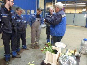 Weiterbildung im Stahlbau, Stahlbau Schäfer Dillingen